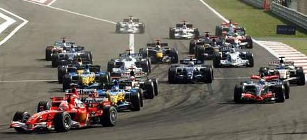 2006 F1GP WORLD CHAMPIONSHIP